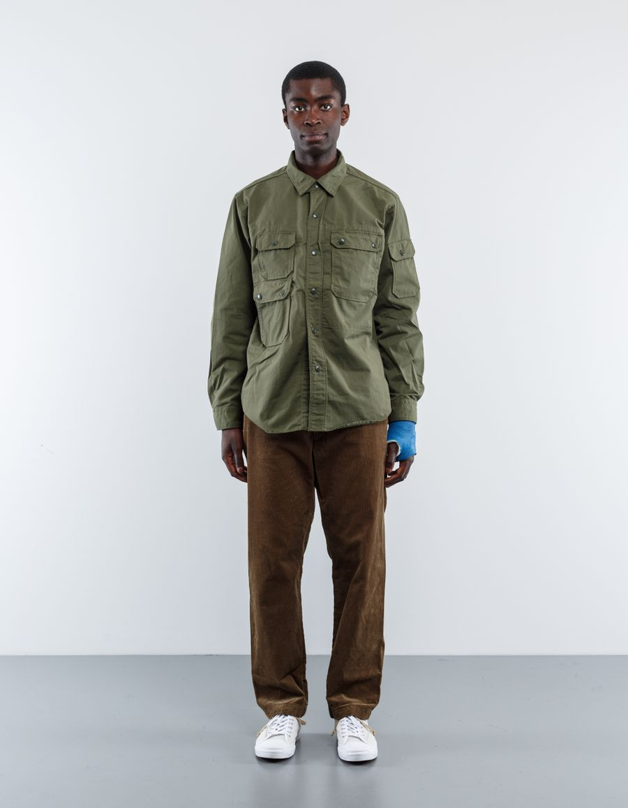 Engineered Garments  Nyco Ripstop CPO Shirt