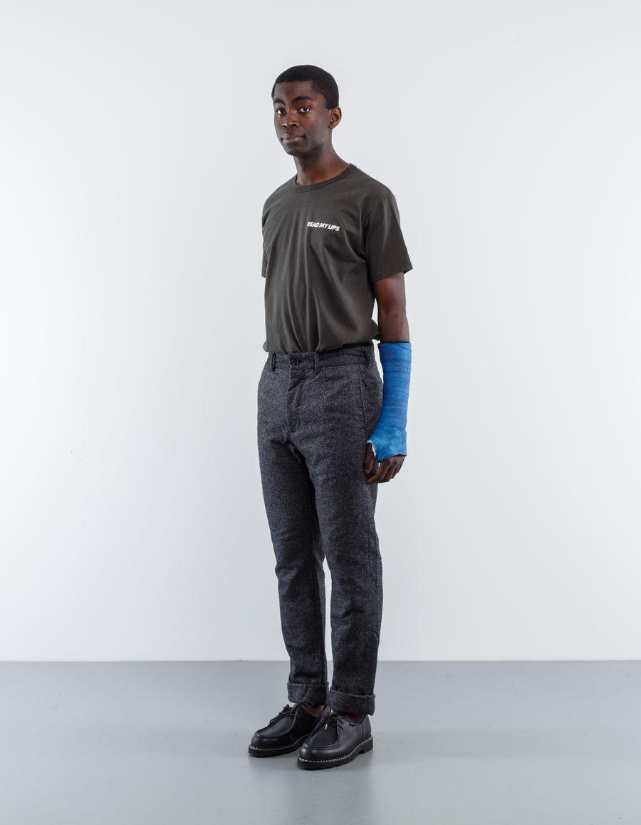 Engineered Garments  Wool Homspun Andover Pant