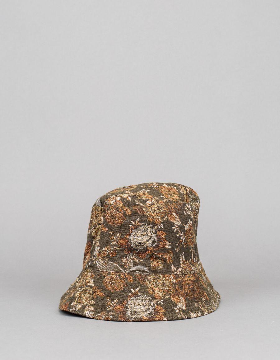 Engineered Garments  Hummingbird Jacq. Bucket Hat