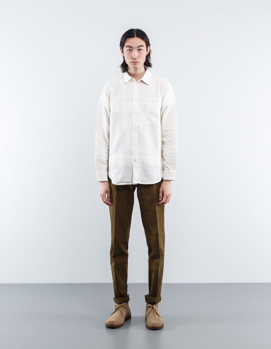 NEUBA Mountain Range Babu Col Shirt