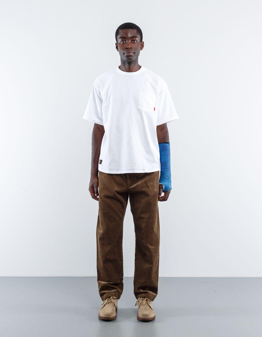 WTAPS Design SS 02 Loopwheel T-shirt