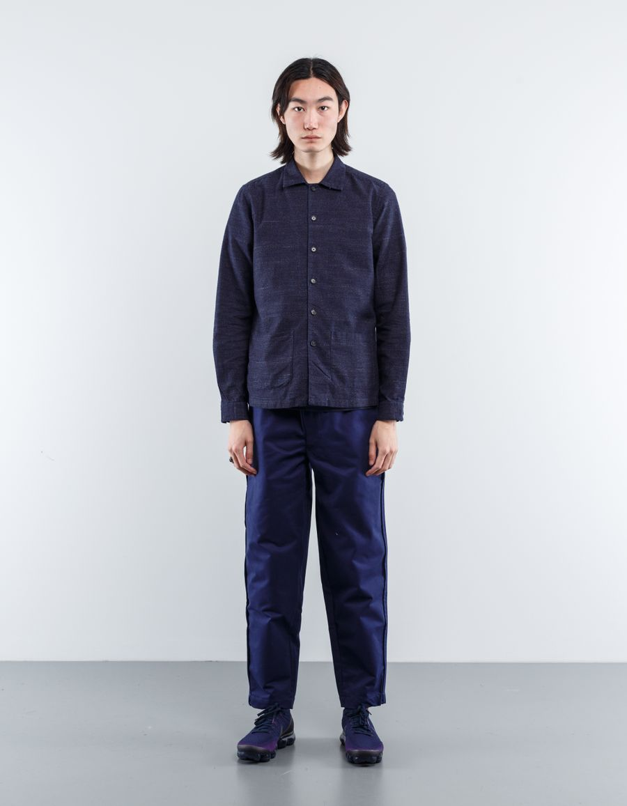 Nitty Gritty Tailored Cot/Wo Overshirt