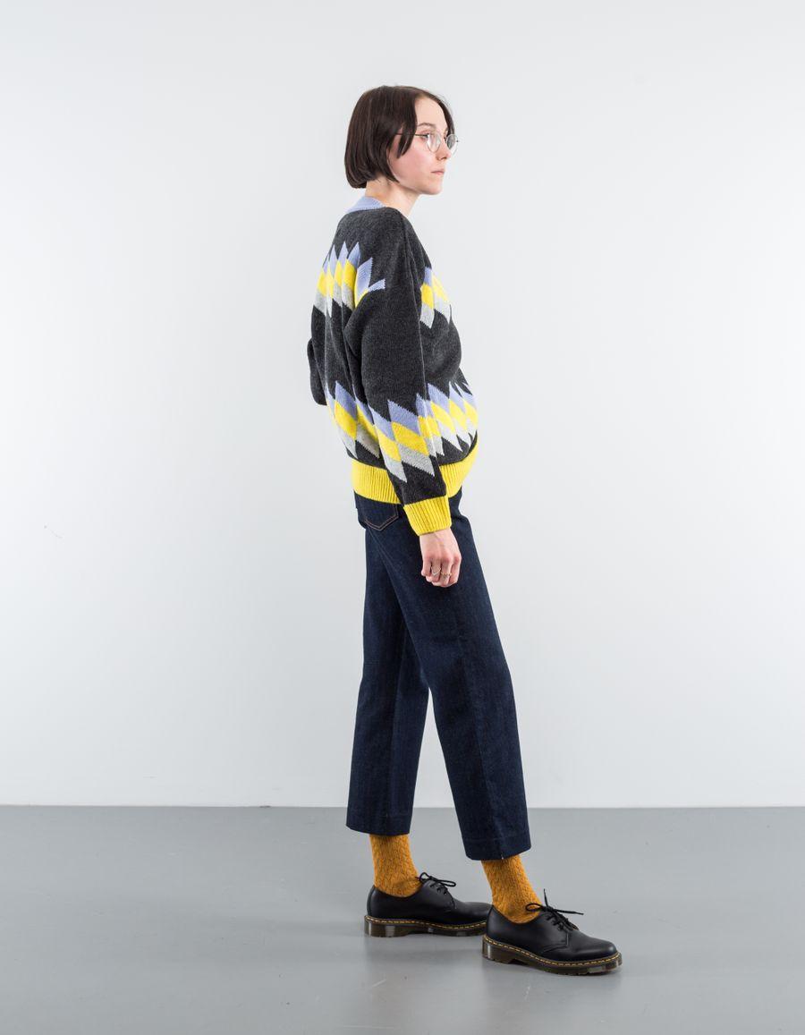 Maska Otta Jacquard Sweater