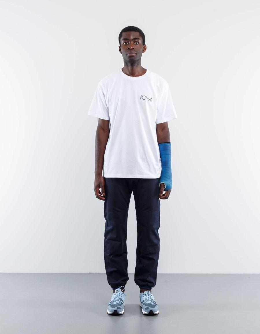 Polar Skate Co. Man With Dog T-Shirt 1