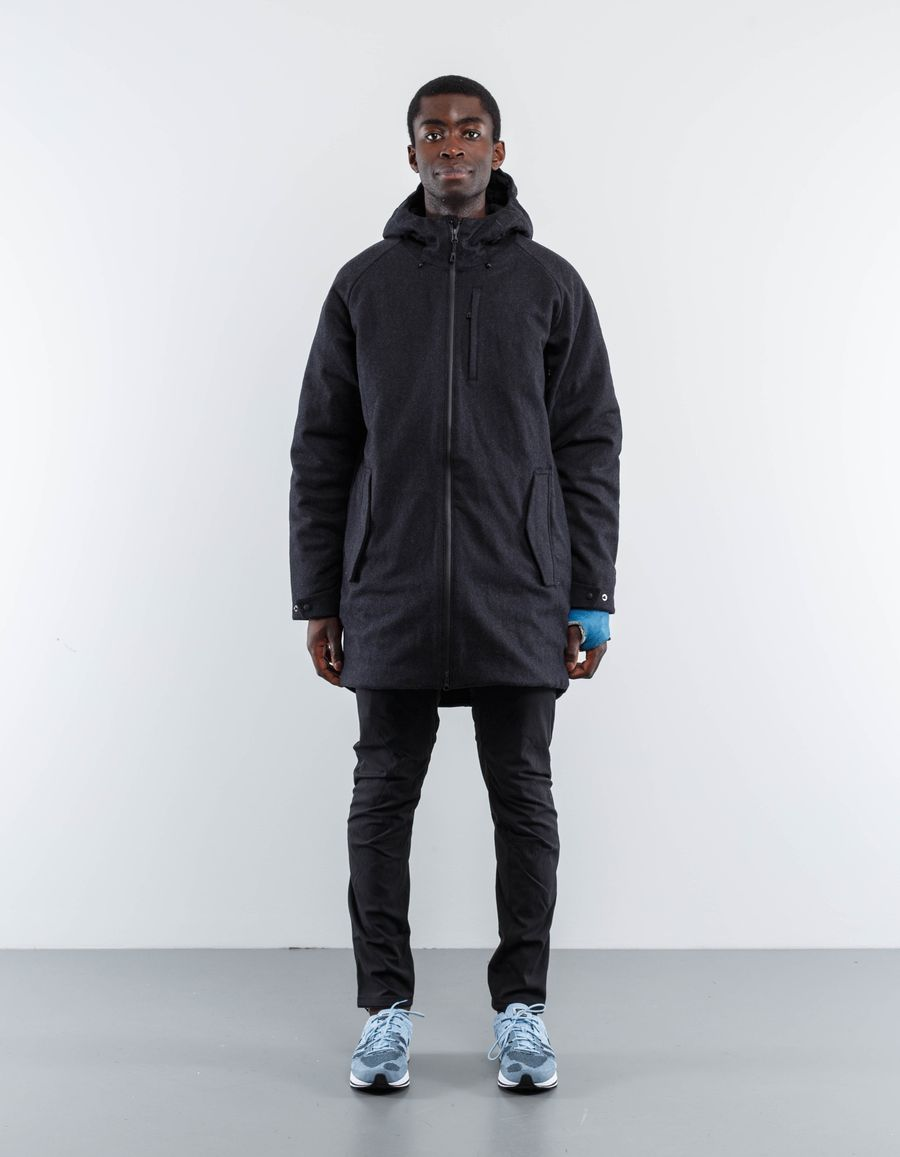 Patagonia Recycled Wool Parka