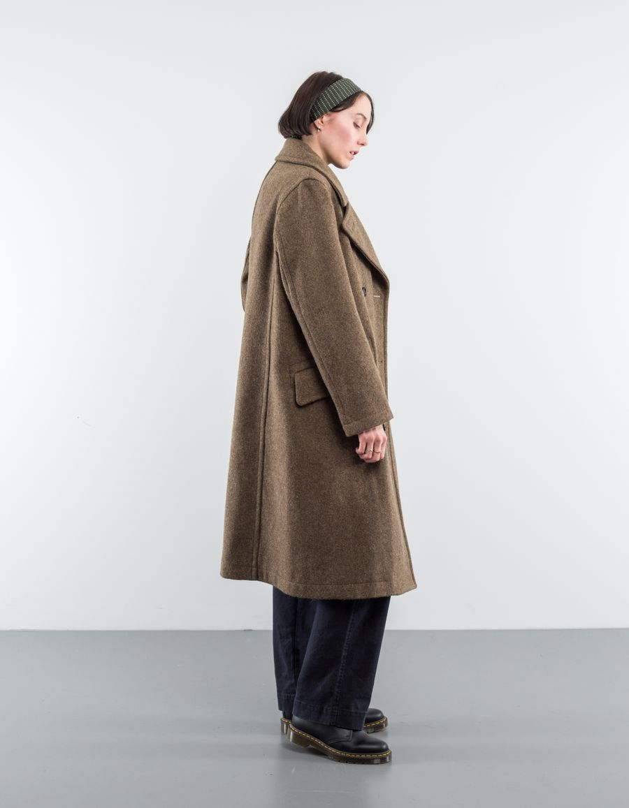 Margaret Howell - MHL Great Coat Wool Melton