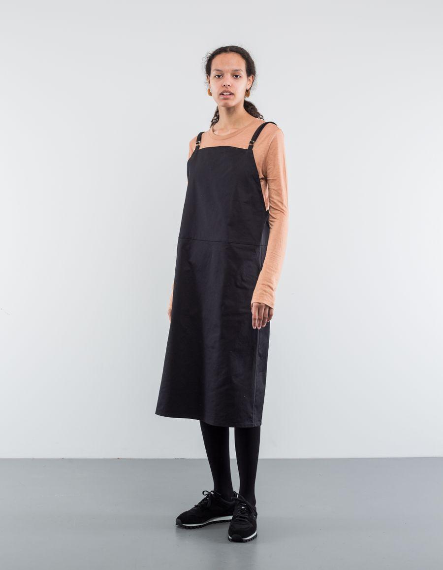 Base Range Overall Dress Canvas