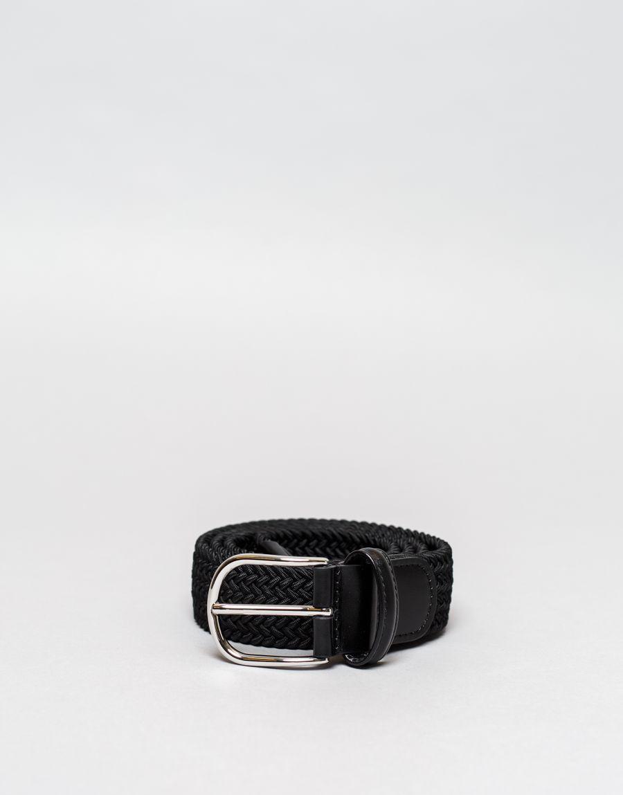 Anderson's Chrome B Strech Belt Black