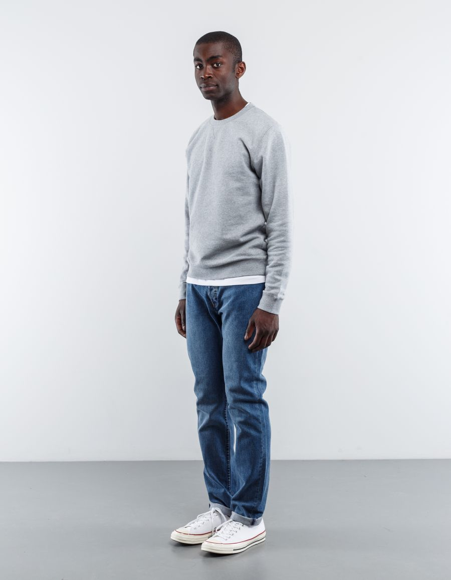 A.P.C. Petit New Standard Washed Blue