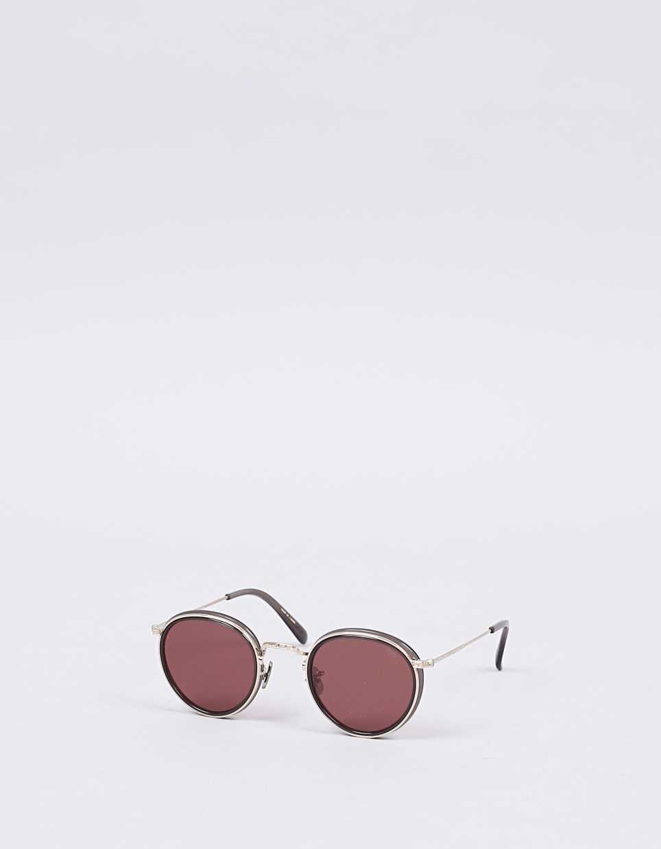 Eyevan 7285 Model 538 Metal Frame Red Lens