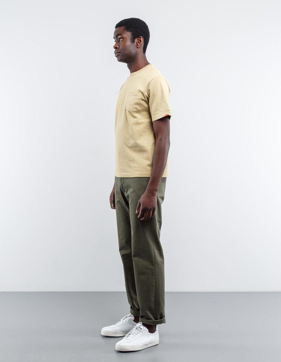 Engineered Garments  Workaday 41 Khaki Z Navy Olive