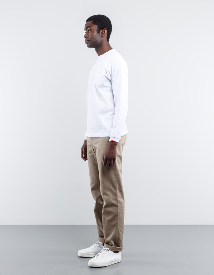 Engineered Garments  Workaday 41 Khaki Z Khaki